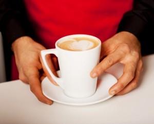 maquinas cafe manos rojo